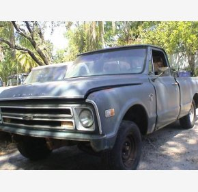 1969 Chevrolet C/K Truck for sale 101006011