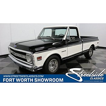 1969 Chevrolet C/K Truck for sale 101046346