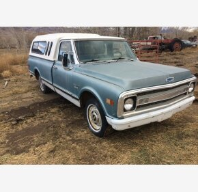 1969 Chevrolet C/K Truck for sale 101054724