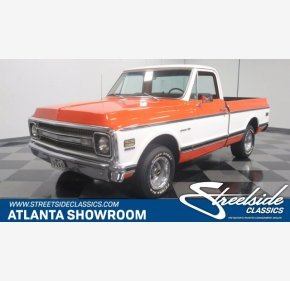 1969 Chevrolet C/K Truck for sale 101060517