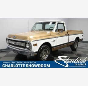 1969 Chevrolet C/K Truck for sale 101074705