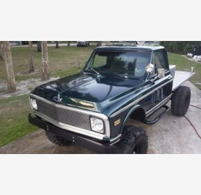 1969 Chevrolet C/K Truck for sale 101120918