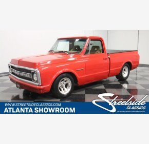 1969 Chevrolet C/K Truck for sale 101121478