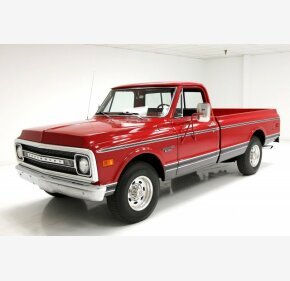 1969 Chevrolet C/K Truck for sale 101127257