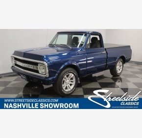 1969 Chevrolet C/K Truck Classics for Sale - Classics on