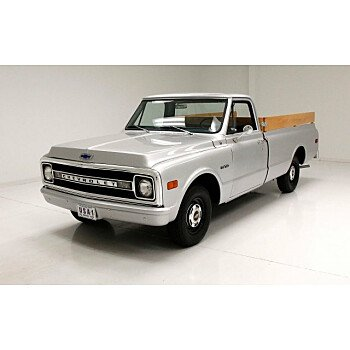 1969 Chevrolet C/K Truck for sale 101178617