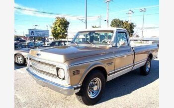 1969 Chevrolet C/K Truck for sale 101185547