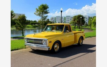 1969 Chevrolet C/K Truck for sale 101191821