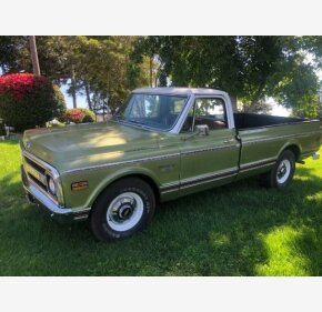 1969 Chevrolet C/K Truck for sale 101213166