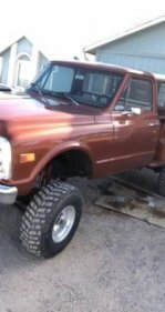 1969 Chevrolet C/K Truck for sale 101227863