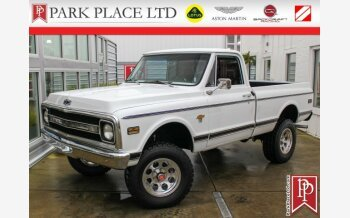 1969 Chevrolet C/K Truck for sale 101262207