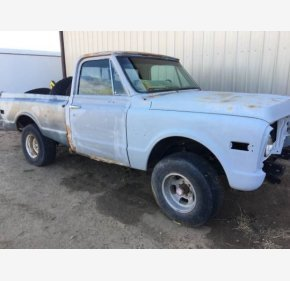 1969 Chevrolet C/K Truck for sale 101264311