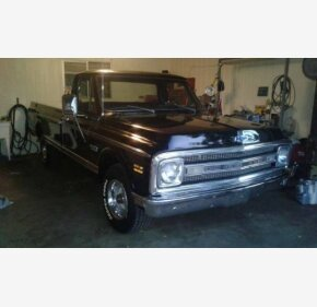1969 Chevrolet C/K Truck for sale 101264357
