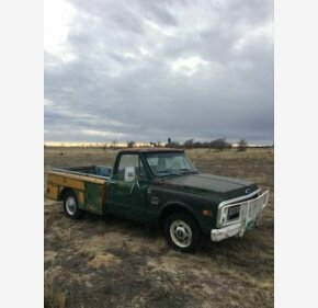 1969 Chevrolet C/K Truck for sale 101264421
