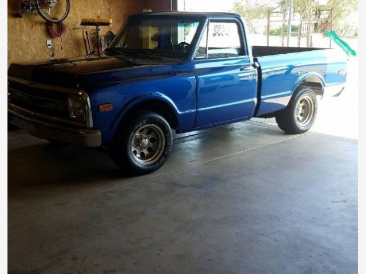 1969 Chevrolet C/K Truck for sale 101264685