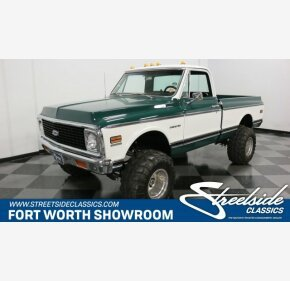 1969 Chevrolet C/K Truck for sale 101265656