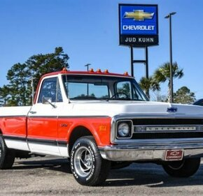 1969 Chevrolet C/K Truck for sale 101269209