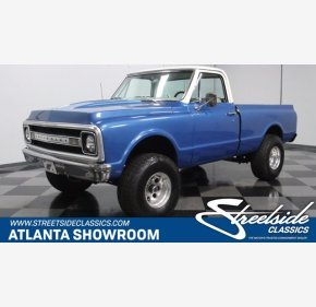 1969 Chevrolet C/K Truck for sale 101336520
