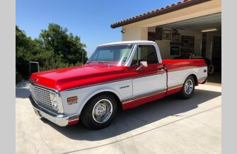 1969 Chevrolet C/K Truck for sale 101350588