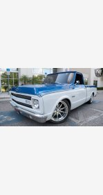 1969 Chevrolet C/K Truck for sale 101352441