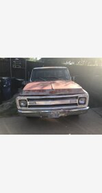 1969 Chevrolet C/K Truck 2WD Crew Cab 3500 for sale 101363491