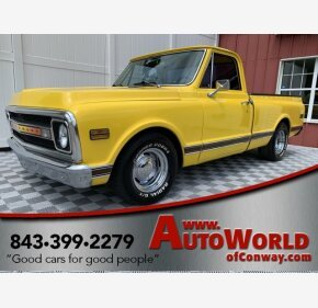 1969 Chevrolet C/K Truck for sale 101365090