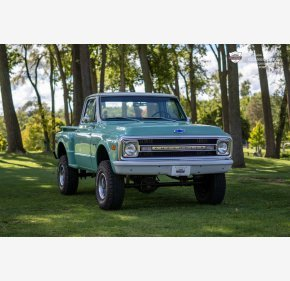 1969 Chevrolet C/K Truck for sale 101371878