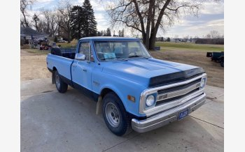 1969 Chevrolet C/K Truck for sale 101397199