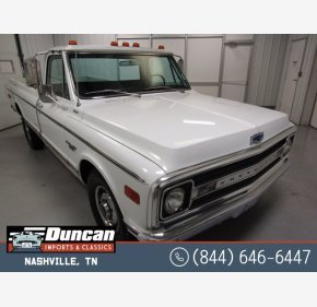 1969 Chevrolet C/K Truck for sale 101427563