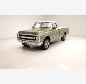 1969 Chevrolet C/K Truck for sale 101433619
