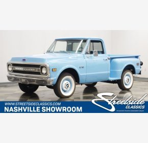 1969 Chevrolet C/K Truck for sale 101438952