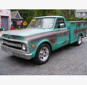 1969 Chevrolet C/K Truck for sale 101455440