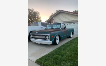 1969 Chevrolet C/K Truck C10 for sale 101461552