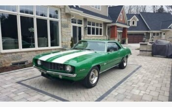 1969 Chevrolet Camaro Z28 for sale 100824871
