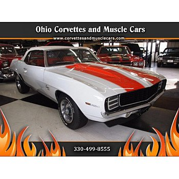 1969 Chevrolet Camaro for sale 100967880