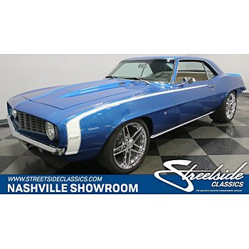 1969 Chevrolet Camaro for sale 100980855