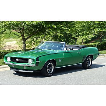 1969 Chevrolet Camaro for sale 101025764
