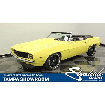 1969 Chevrolet Camaro for sale 101048623