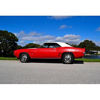 1969 Chevrolet Camaro for sale 101061648