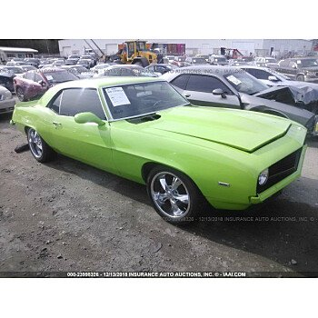 1969 Chevrolet Camaro for sale 101101578