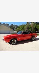 1969 Chevrolet Camaro for sale 100955235