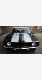 1969 Chevrolet Camaro Convertible for sale 101002509