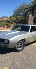 1969 Chevrolet Camaro SS for sale 100787628
