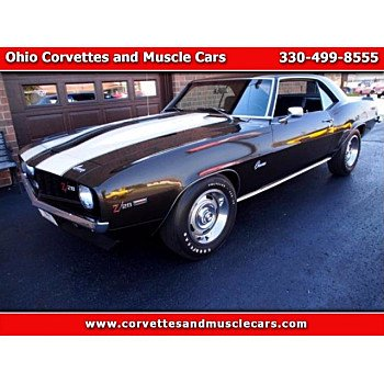 1969 Chevrolet Camaro for sale 100020671