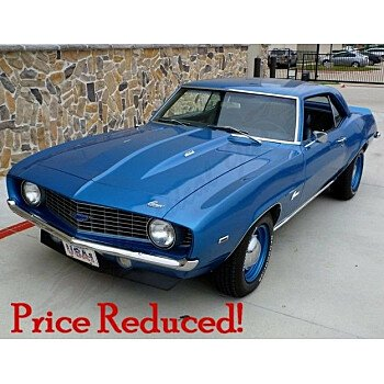 1969 Chevrolet Camaro for sale 100860181