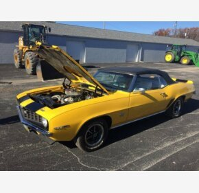 1969 Chevrolet Camaro SS Convertible for sale 100924114