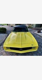 1969 Chevrolet Camaro for sale 100931690
