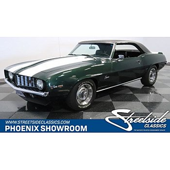 1969 Chevrolet Camaro for sale 100960548