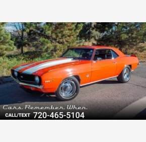 1969 Chevrolet Camaro for sale 101002827
