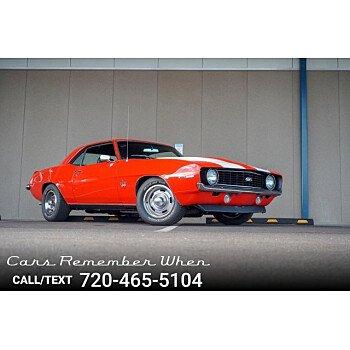 1969 Chevrolet Camaro for sale 101002827